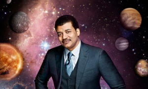 Neil deGrasse Tyson in Cosmos