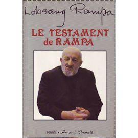 Tuesday-Lobsang-Rampa-Le-Testament-De-Rampa-Livre-858570503_ML