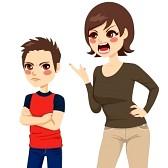 26546843-ilustraci-n-de-malestar-joven-madre-rega-o-muchacho-adolescente-enojado