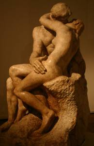 Rodin's_'The_Kiss'_in_Buenos_Aires