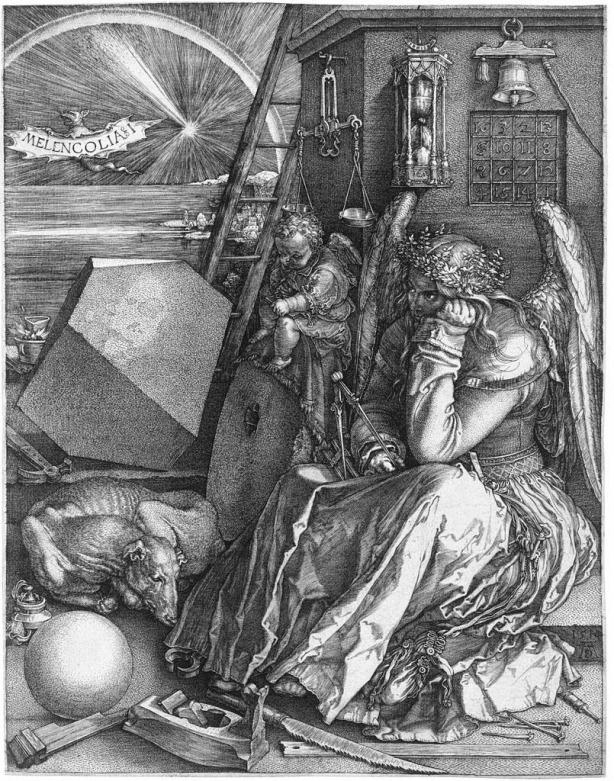 Dürero_Melancholia_I