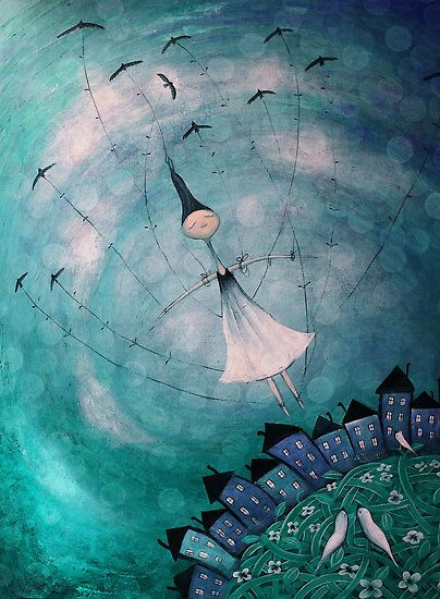 Iluminura de Amanda Cass